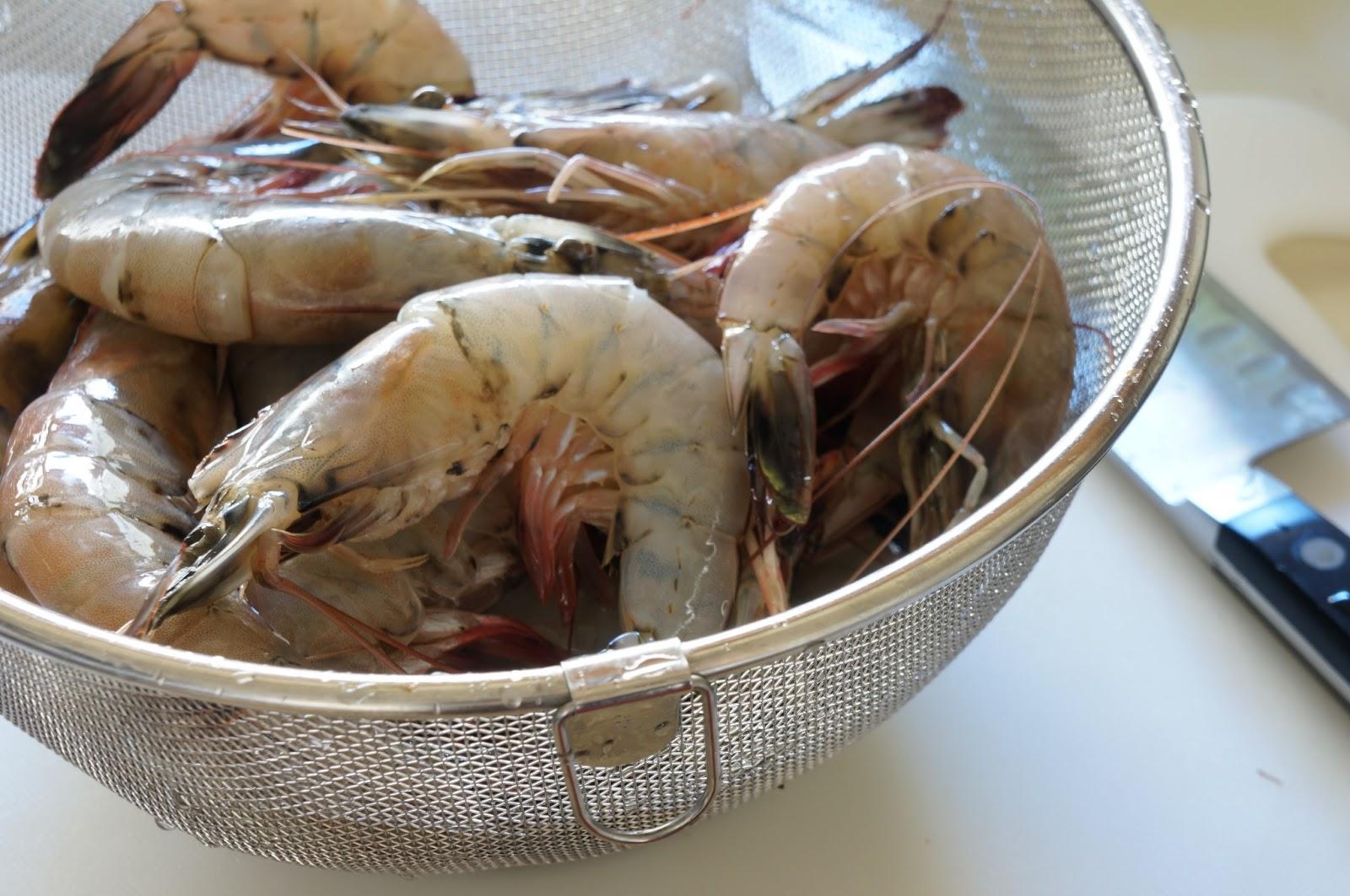 Shrimp Stock Lox Stock And Barrel