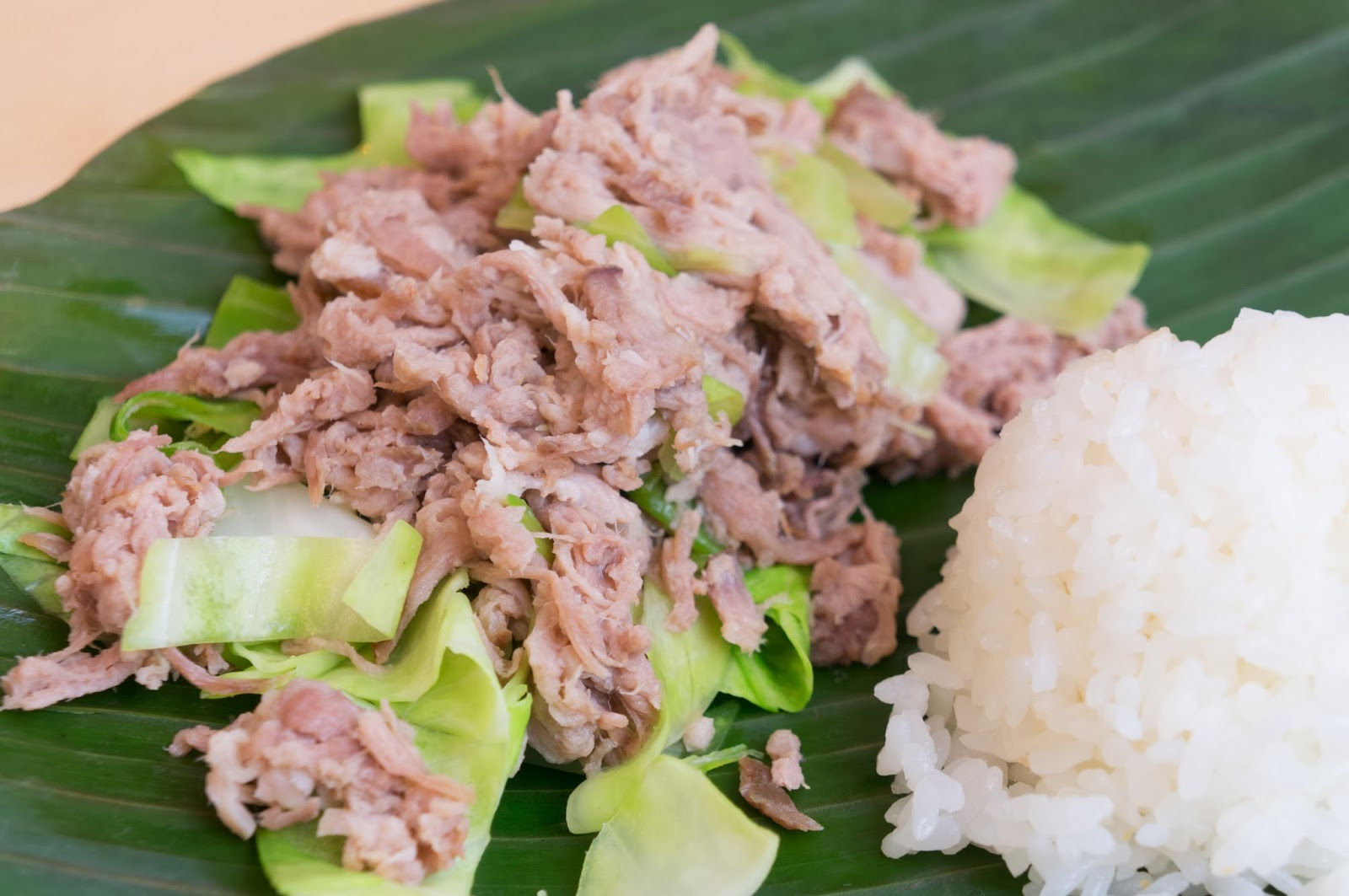 Kalua pork in the oven recipe