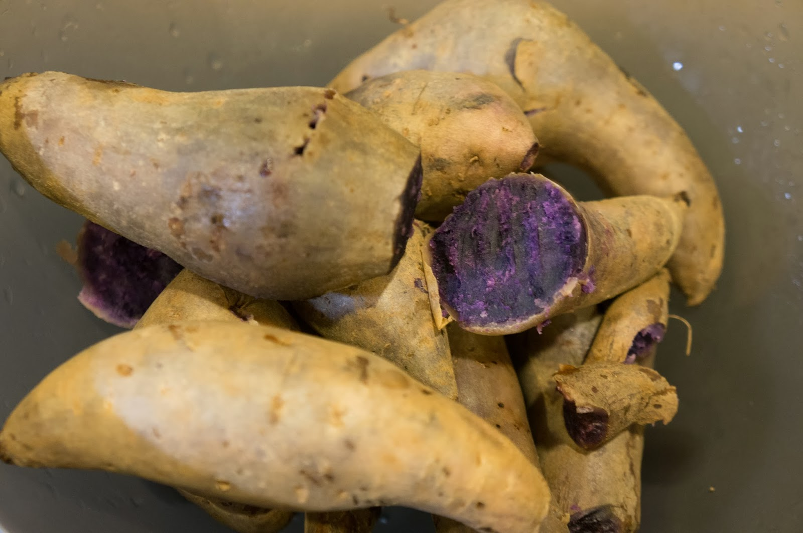 how to cook okinawan sweet potato in oven