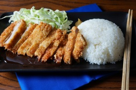 """""""Classic Tonkatsu"""" from from """"Japanese Soul Cooking"""" by Tadashi Ono & Harris Salat"""