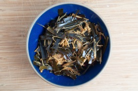 """""""Kelp and Mushroom Relish"""" from """"Washoku: Recipes from the Japanese Home Kitchen"""" by Elizabeth Andoh"""