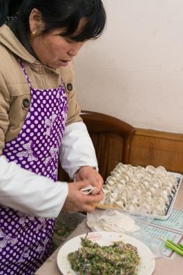 Northeastern Boiled Dumplings (Dongbei Baicai Shuijiao)