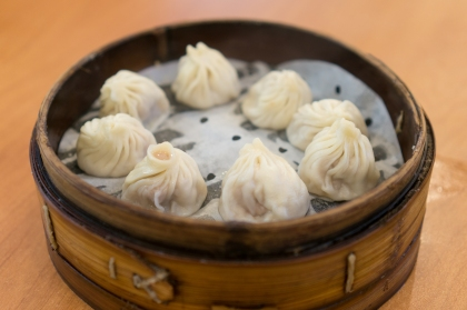 Xiaolongbao from Nan Xiang Steamed Bun Restaurant